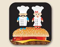 Burgertime game