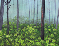 Forest of Ferns - SOLD