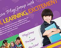Junior School Promotion Flyer Vol2