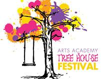 Treehouse Festival Branding