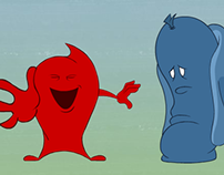 Dancing Condiment Heinz 57 Animation