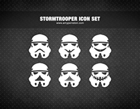 Stormtrooper Icon Set
