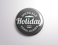 Holiday Spiced Ale – Product Packaging