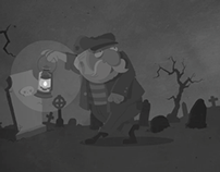 Graveyard Shift Animation