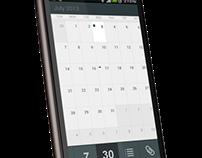 Quickest Calendar