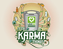 It's a Karma Thing - Integrated - Coca Cola / Love NZ