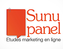 Sunupanel  identity and webdesign