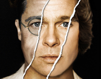 The Curious Case of Benjamin Button: Image Manipulation