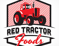 Red Tractor (logo design)