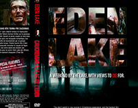Eden Lake – DVD Cover Design