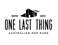 One Last Thing // Merchandise