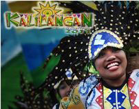 Kalilangan Festival website and Social Media Campaigns