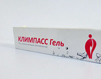 packaging for KLIMPASS gel