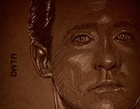 Star Trek TNG Portraits