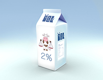 Dol: Milk Branding & Packaging