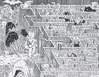 Maze Drawing
