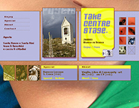 Promotional Website - 2002/2004