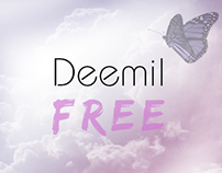 Deemil - Free (single cover)