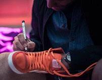 hummel / Roskilde shoes.
