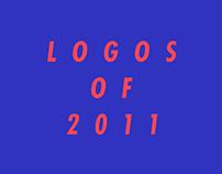 Logos of 2011