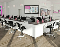T-MOBILE SALON