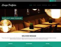 Design Portfolio - Responsive Wordpress Theme