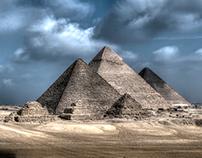 Egypt in High Dynamic Range