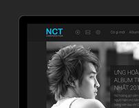 NhacCuaTui.com - Redesign