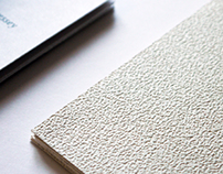 Wallpaper Textured Business Cards - NL Wall Art