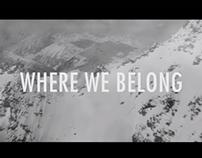 Fedde Le Grand - Where We Belong | Music Video
