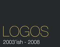 logos 2003'ish - 2008