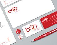 Brio Dance Company Identity