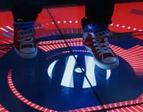 Footlocker Sneaker Mixing Deck