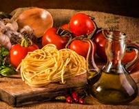 a bit of Italian food...