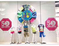 PS from Aeropostale: Short Stop