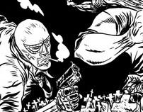 RUDO+TITAN vs los muertos vivientes