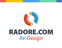 Radore's Websites Redesign