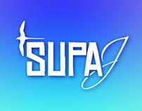 SUPA J - Logo Concepts