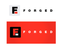 Forged Eyewear Logo Concept
