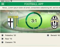 football ios app