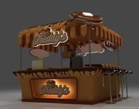 Freddy's Kiosk