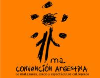 D. Institucional - Convención Argentina de Circo
