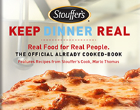 Online Experience - Stouffer's Real Meals Walmart.com