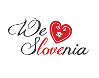 We Love Slovenia - logo