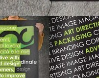 Self Promo Brochure
