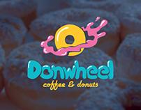 Donwheel - doughnut cafe