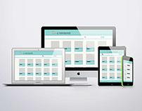 Website Design: Satellite Site for FLL Bookstore