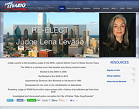 Re-elect Judge Lena Levario