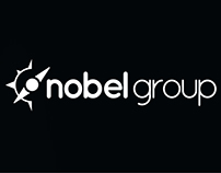 Nobel Group Logo Design