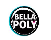 """""""Bella Poly"""", Juego barrio Bellavista"""